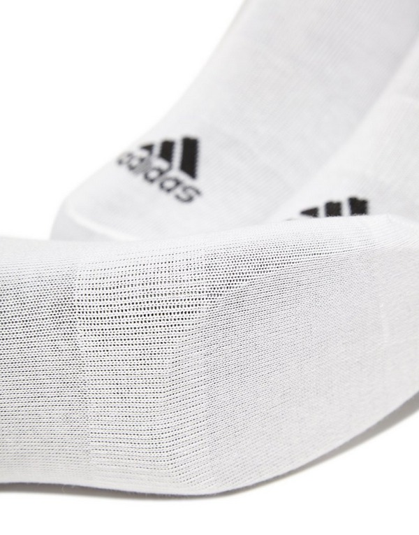 adidas pack de 3 calcetines invisibles Thin júnior