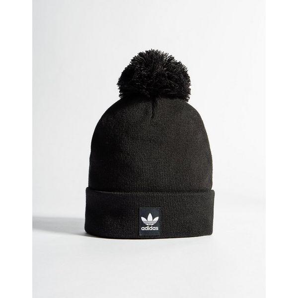 0c3cd5703d4 ... adidas Originals Logo Bobble Hat ...