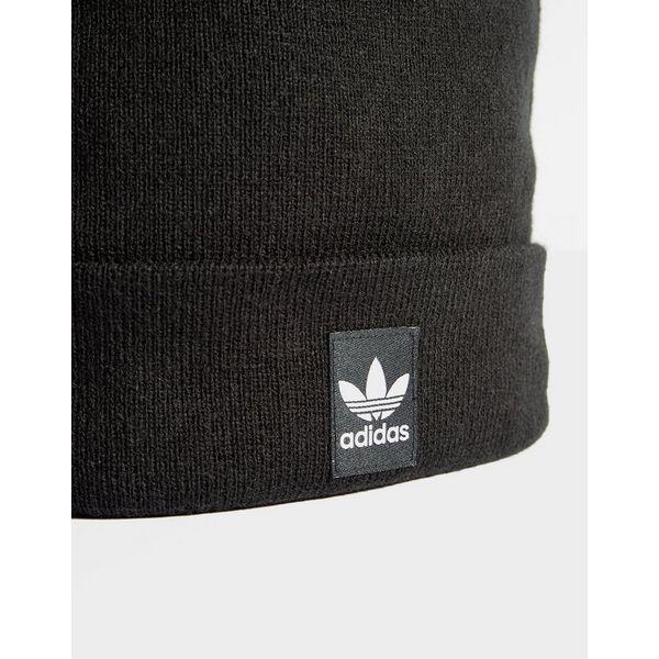 367a70bebf9 ... adidas Originals Logo Bobble Hat ...