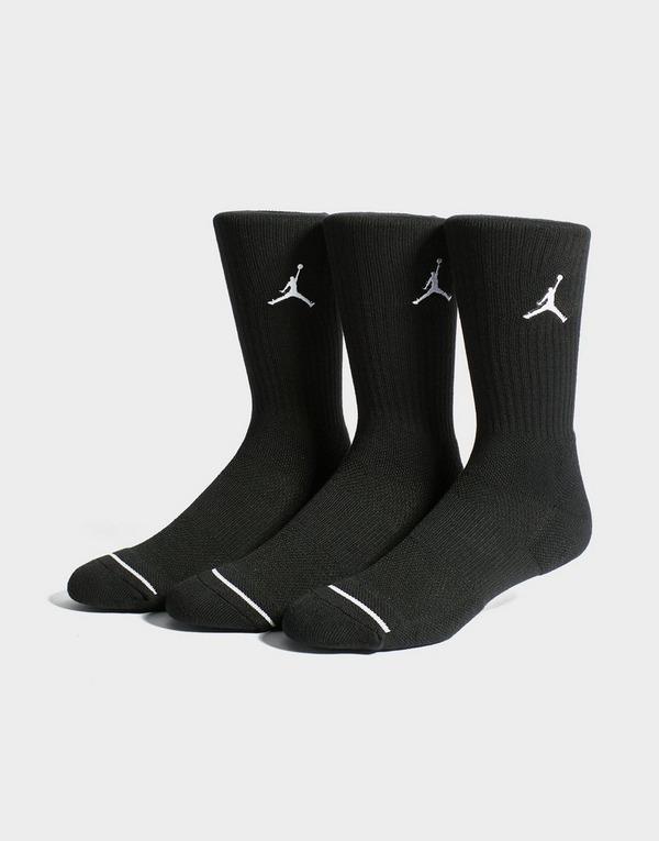 Jordan 3 Pack Chaussettes Crew Homme