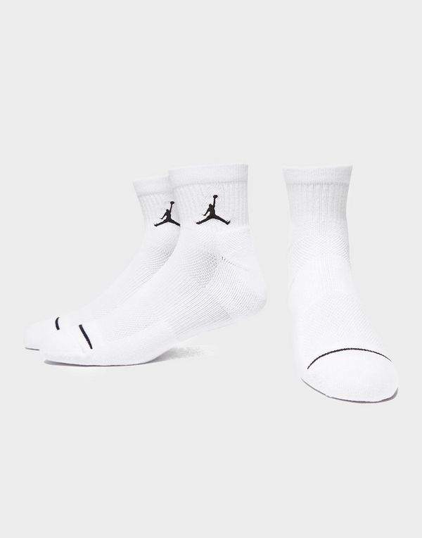 Nike Jordan Jumpman Quarter Socks (3 Pair)