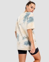 Sixth June Tie Dye Boyfriend T-Shirt