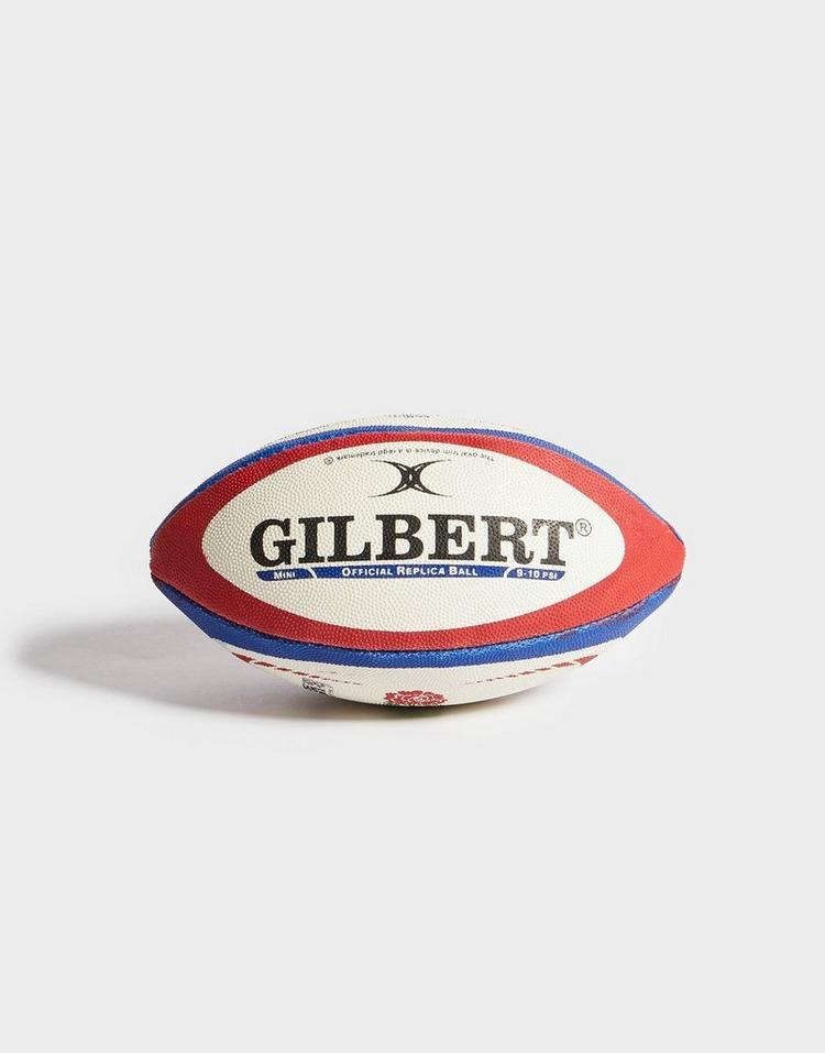 Gilbert England International Mini Replica Rugby Ball
