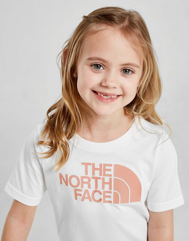 The North Face Girls' Easy T-Shirt Children