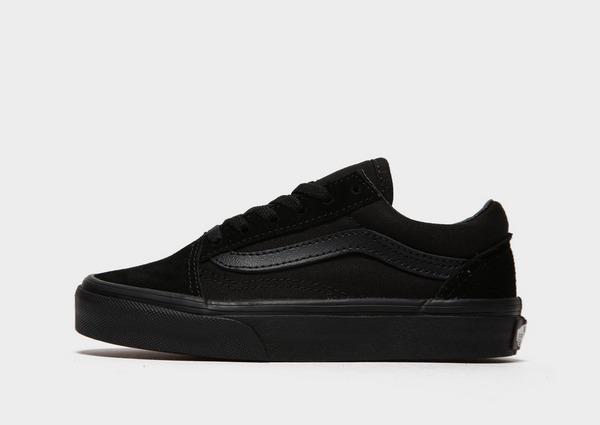 vans old skool noir enfant