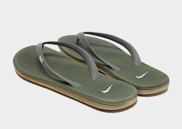 bb032803225 Nike Solarsoft II Badesandaler Herre | JD Sports