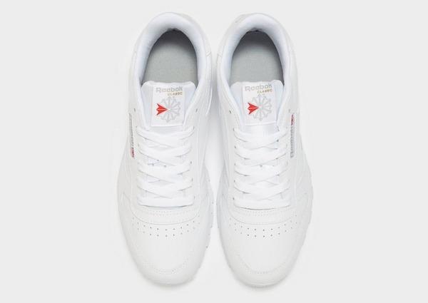 empleo calidad comienzo  White Reebok Classic Leather Junior | JD Sports