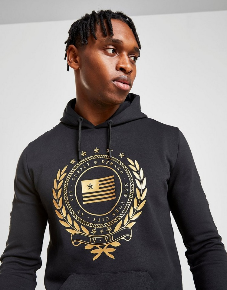 Supply & Demand Authentic Overhead Hoodie