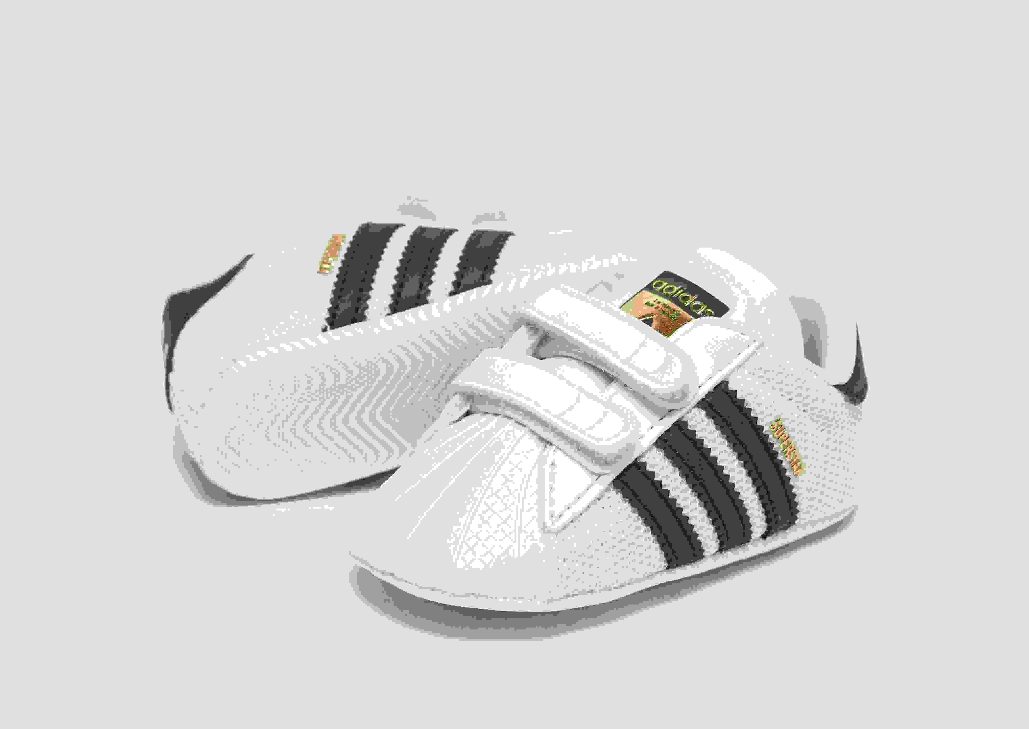 Baby adidas Originals Superstar Crib Baby Freizeit Sneaker Schuhe ...