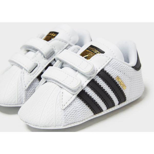 official photos 16463 dde1a ... adidas Originals Superstar Crib Infant ...