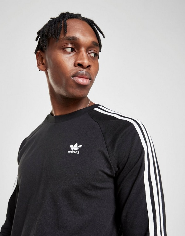 adidas Originals T Shirt California Long Sleeve   JD Sports