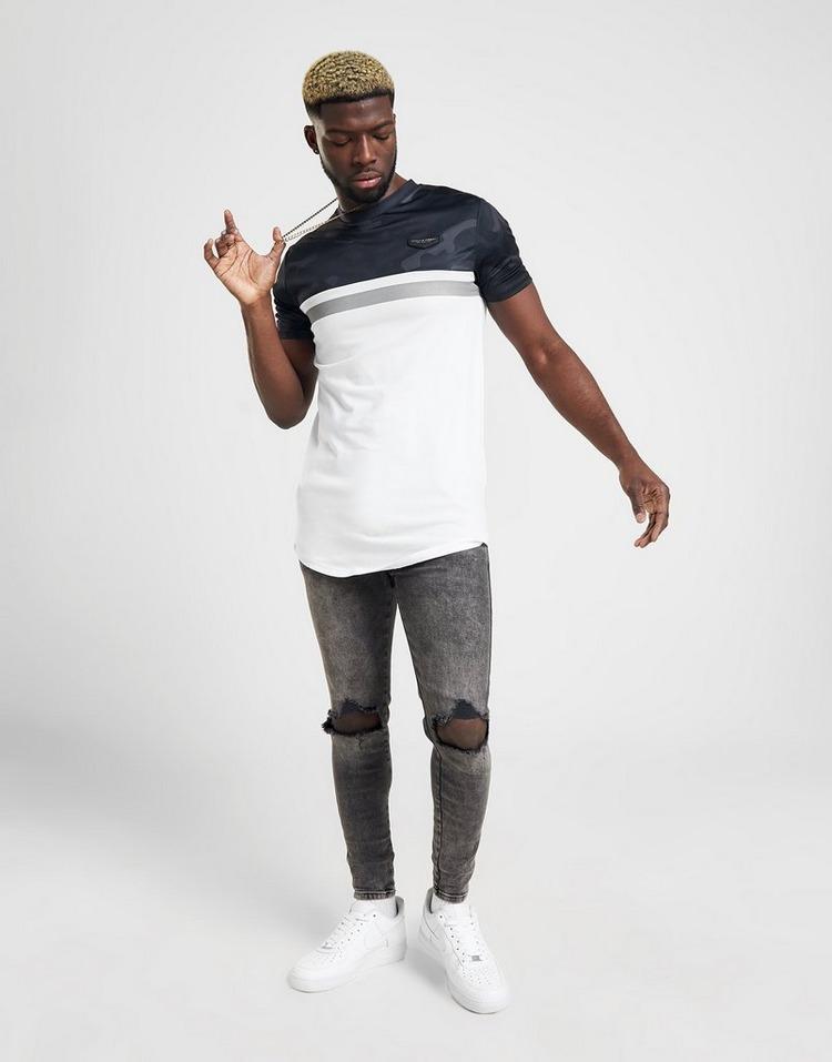 Supply & Demand Fuse Split T-Shirt