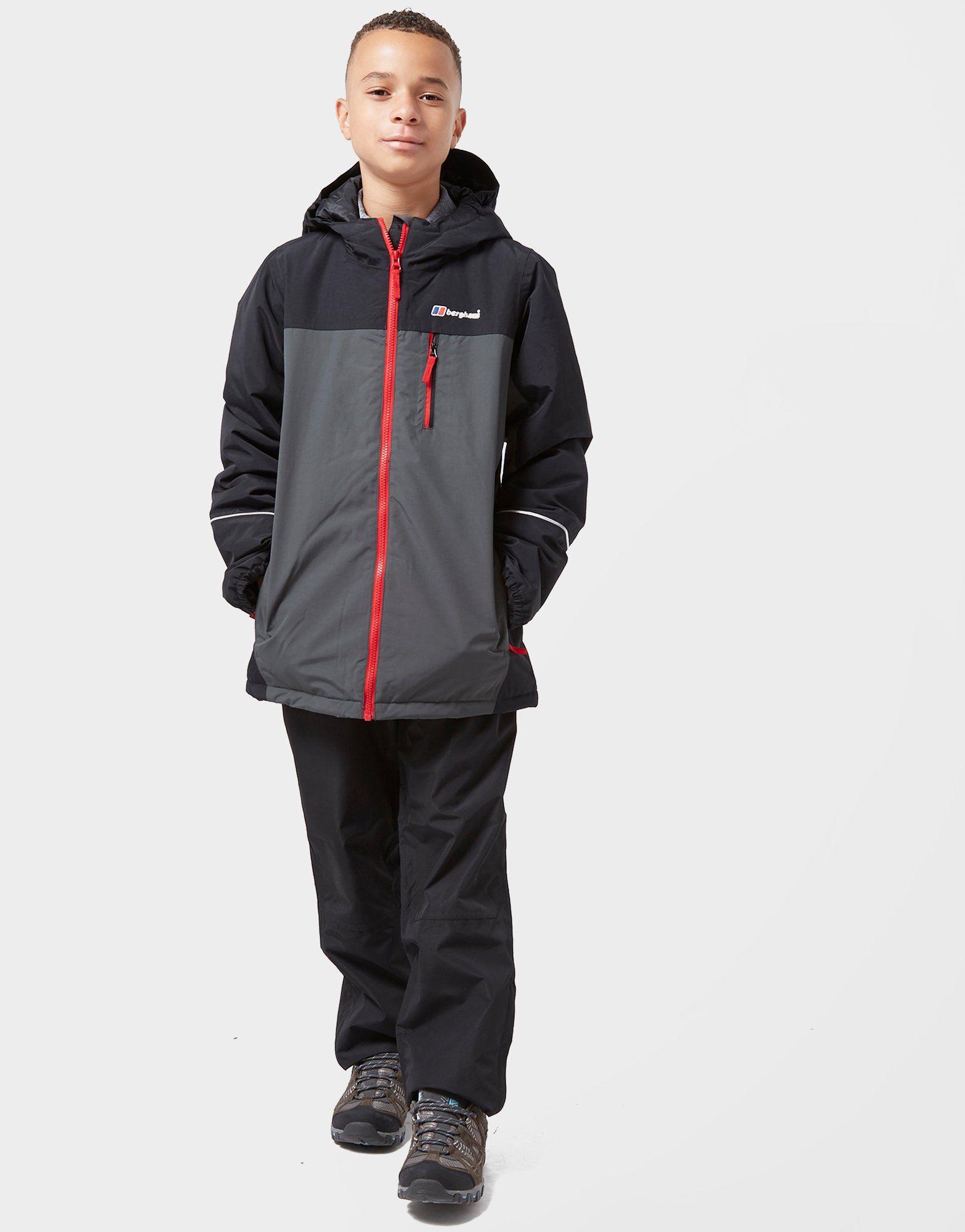 Berghaus Waterproof Jacket Junior