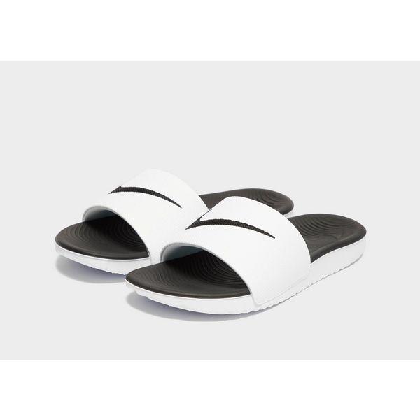 4cfd962f9e57 Nike Kawa Slides Children  Nike Kawa Slides Children ...