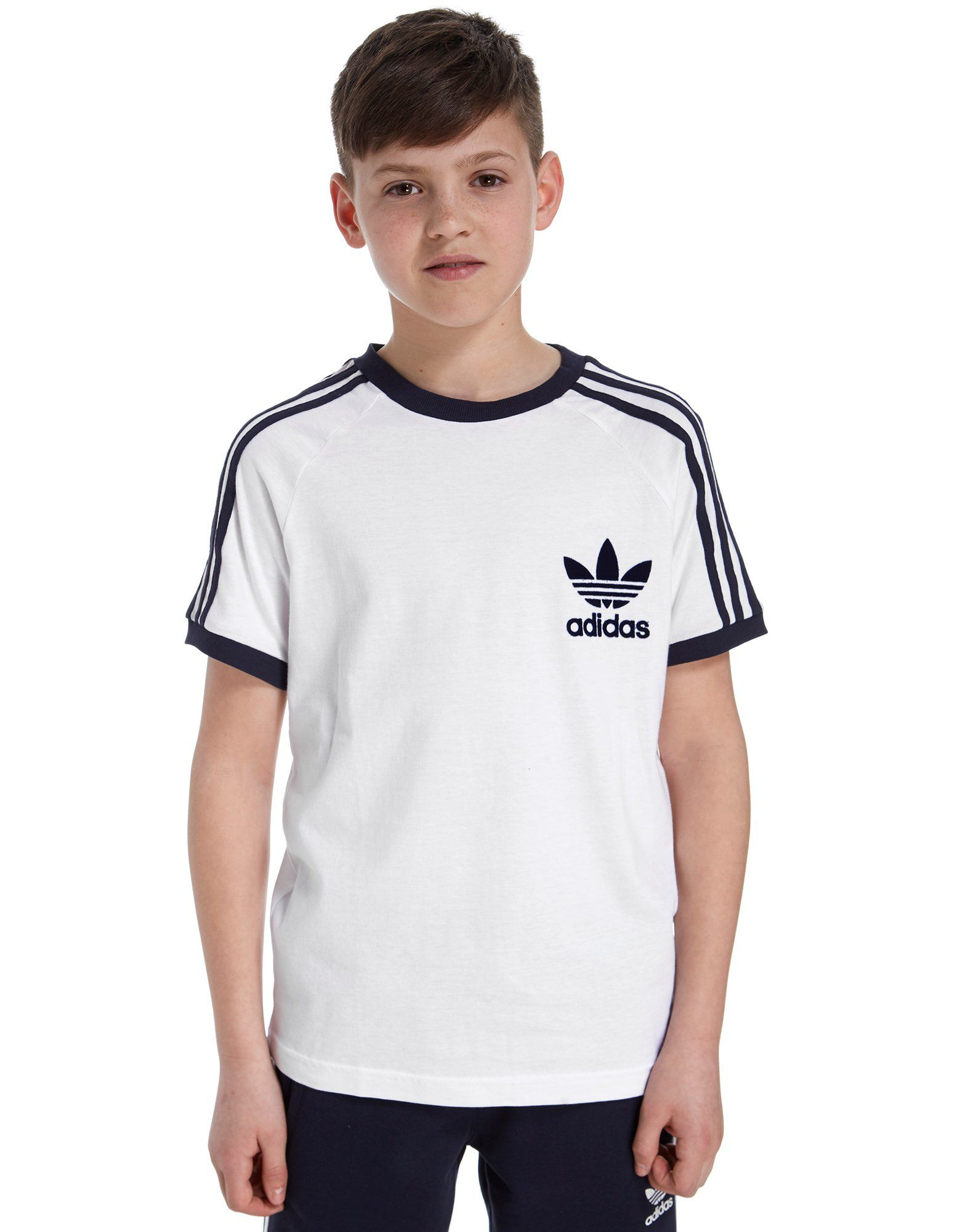 100% authentic 2d092 96c53 adidas Originals California T-Shirt Junior   JD Sports