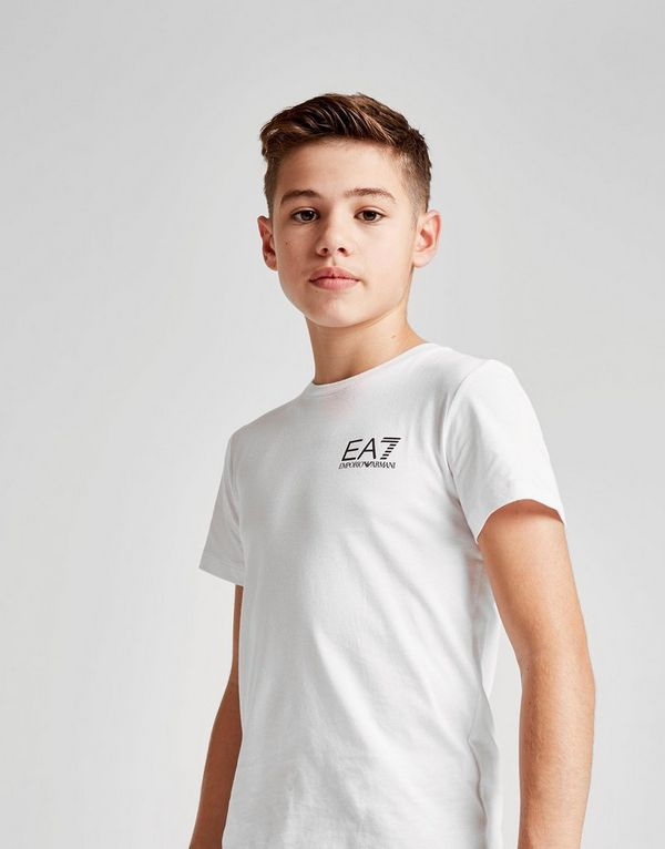 aa2b1d60 Emporio Armani EA7 Core Logo T-Shirt Junior | JD Sports