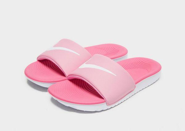 086547f0a Nike Kawa Slides Children