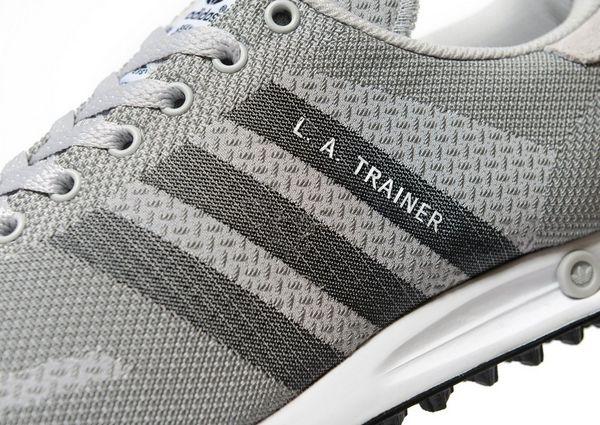 outlet store ec68a ae41e adidas Originals LA Trainer Weave