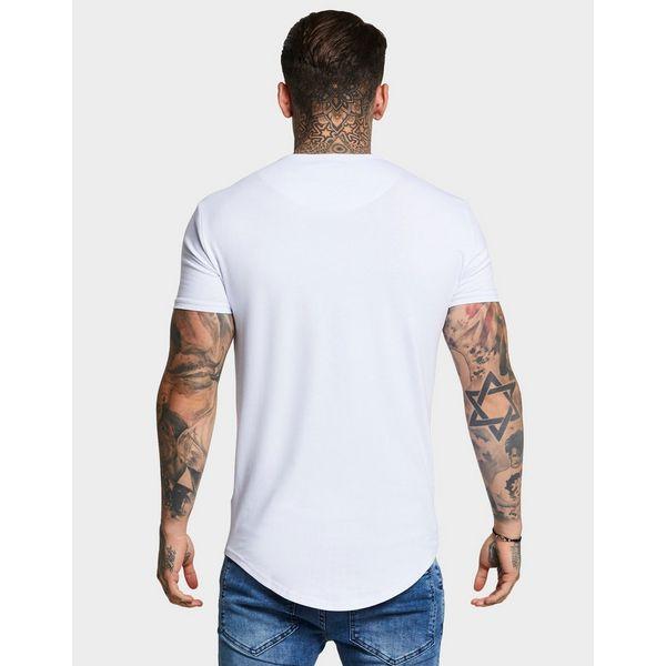 SikSilk camiseta Core Curve