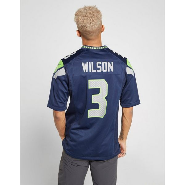 new concept 0b44d 371e1 Nike NFL Seattle Seahawks (Russell Wilson) Men's American ...