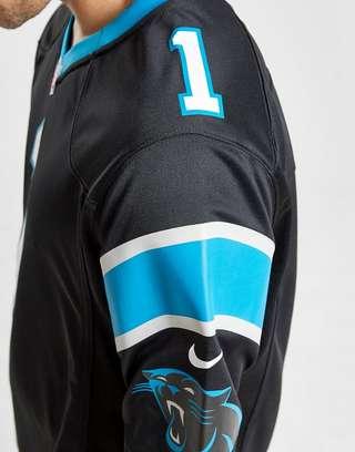 timeless design 7dddc c70ee Nike NFL Carolina Panthers (Cam Newton) Men's American ...