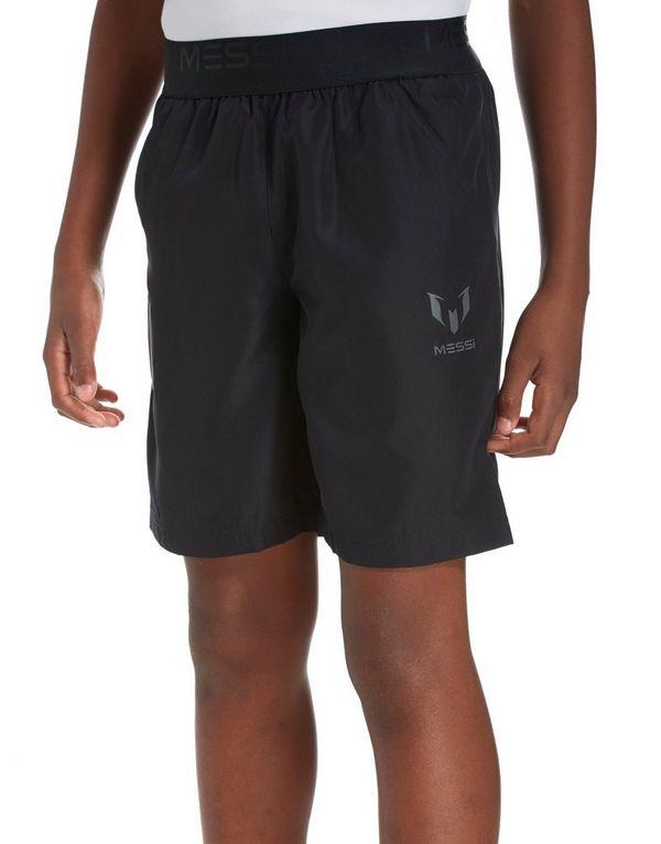 c18a5dcba adidas Messi Woven Shorts Junior
