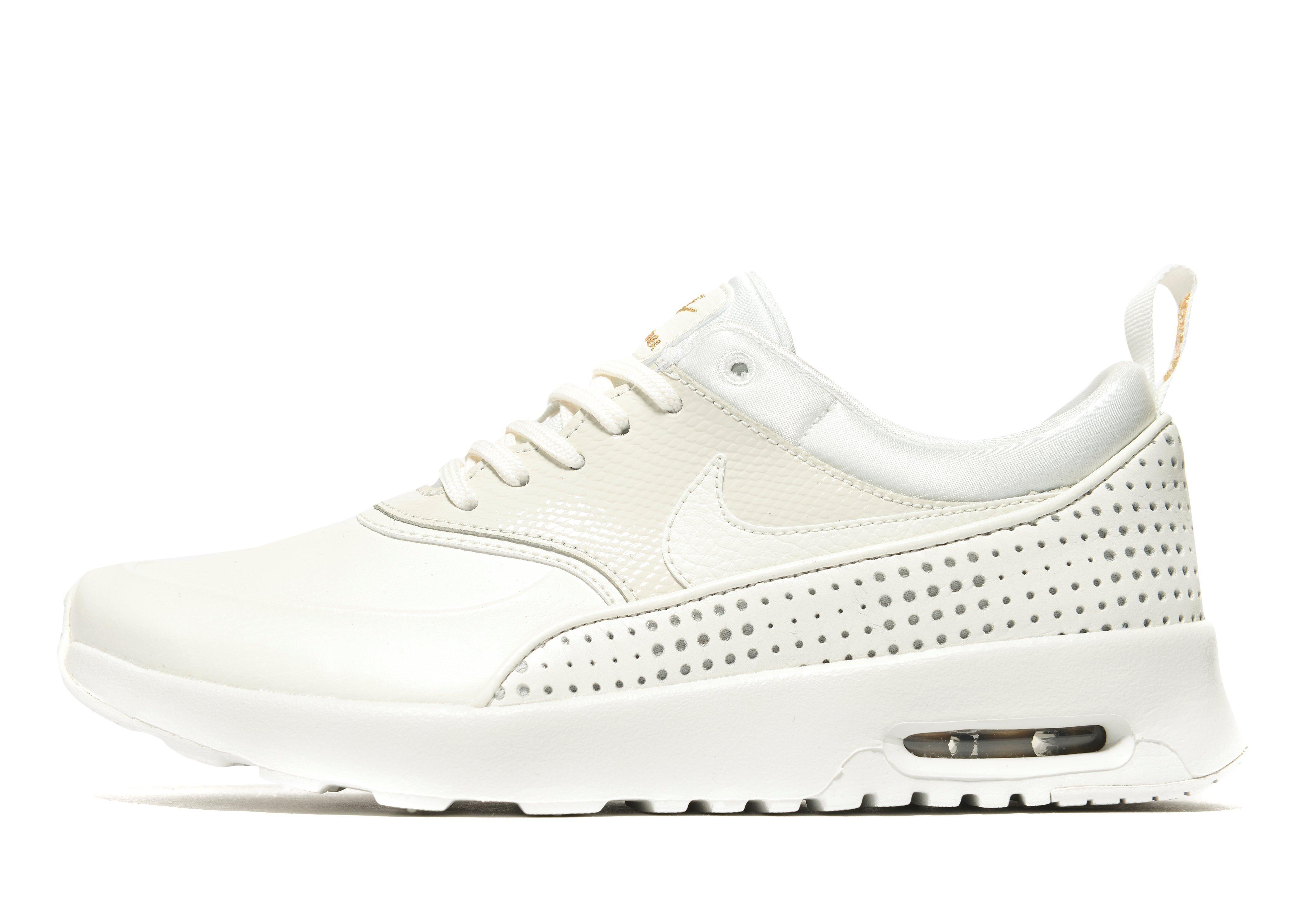 NEW! Nike Air Max Thea Premium Stealth Sneakers NWT