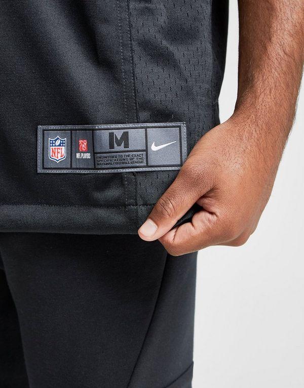 new style c4dbd dbefc Nike NFL Oakland Raiders (Derek Carr) Men's American ...