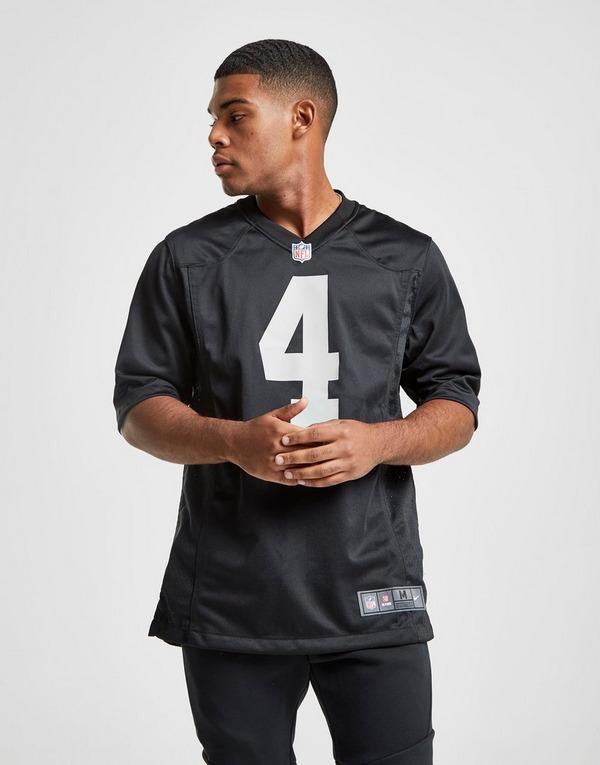 Nike NFL Oakland Raiders Carr #4 Jersey
