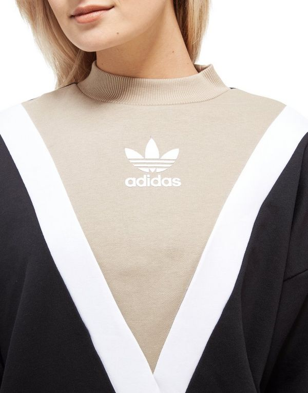 Adidas Originals Sweatshirt Chevron Femme 6
