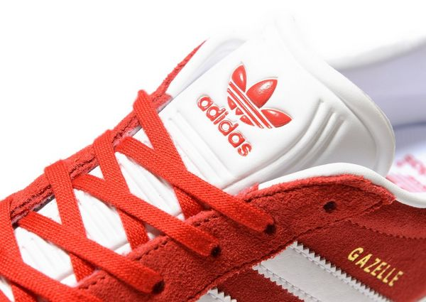 adidas Originals Gazelle II Junior Red