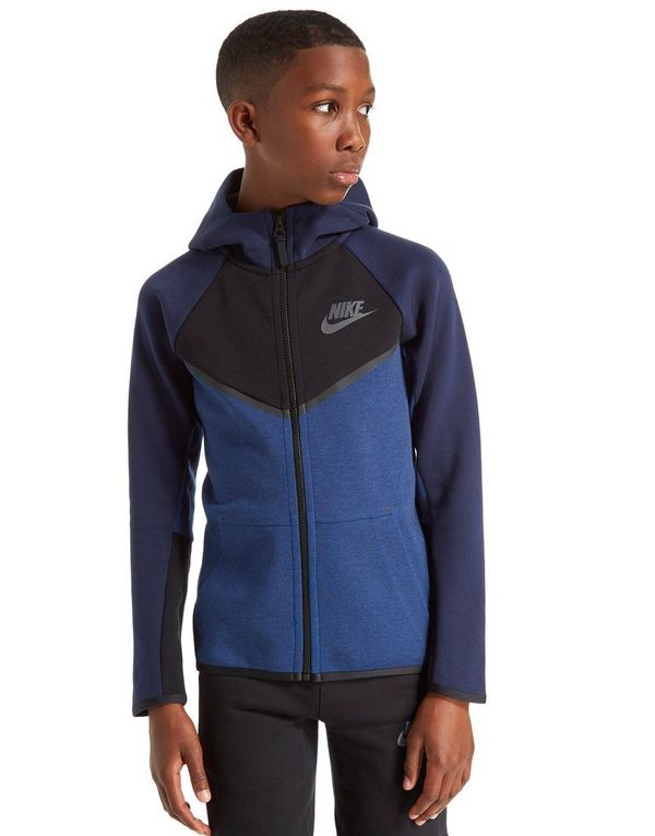 9a769499a4f Nike Tech Windrunner Hoodie Junior | JD Sports