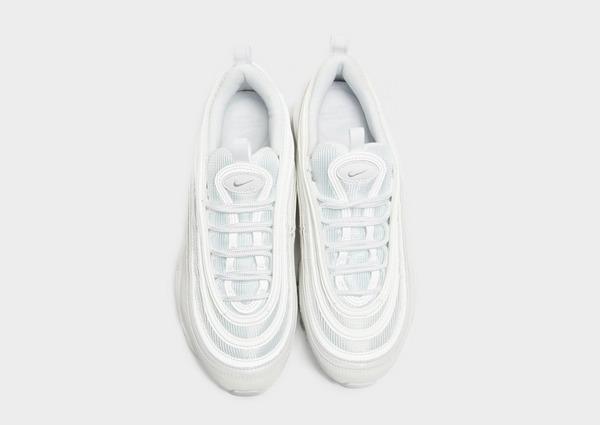 Nike Air Max 97 Glitter Women's Shoe Grey Obuwie w 2019