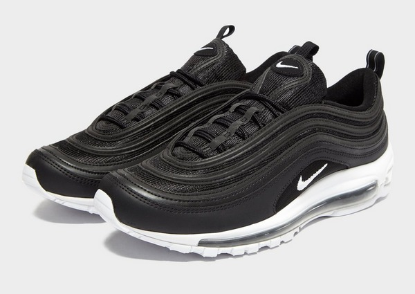Shoppa Nike Air Max 97 OG Herr i en Svart färg | JD Sports