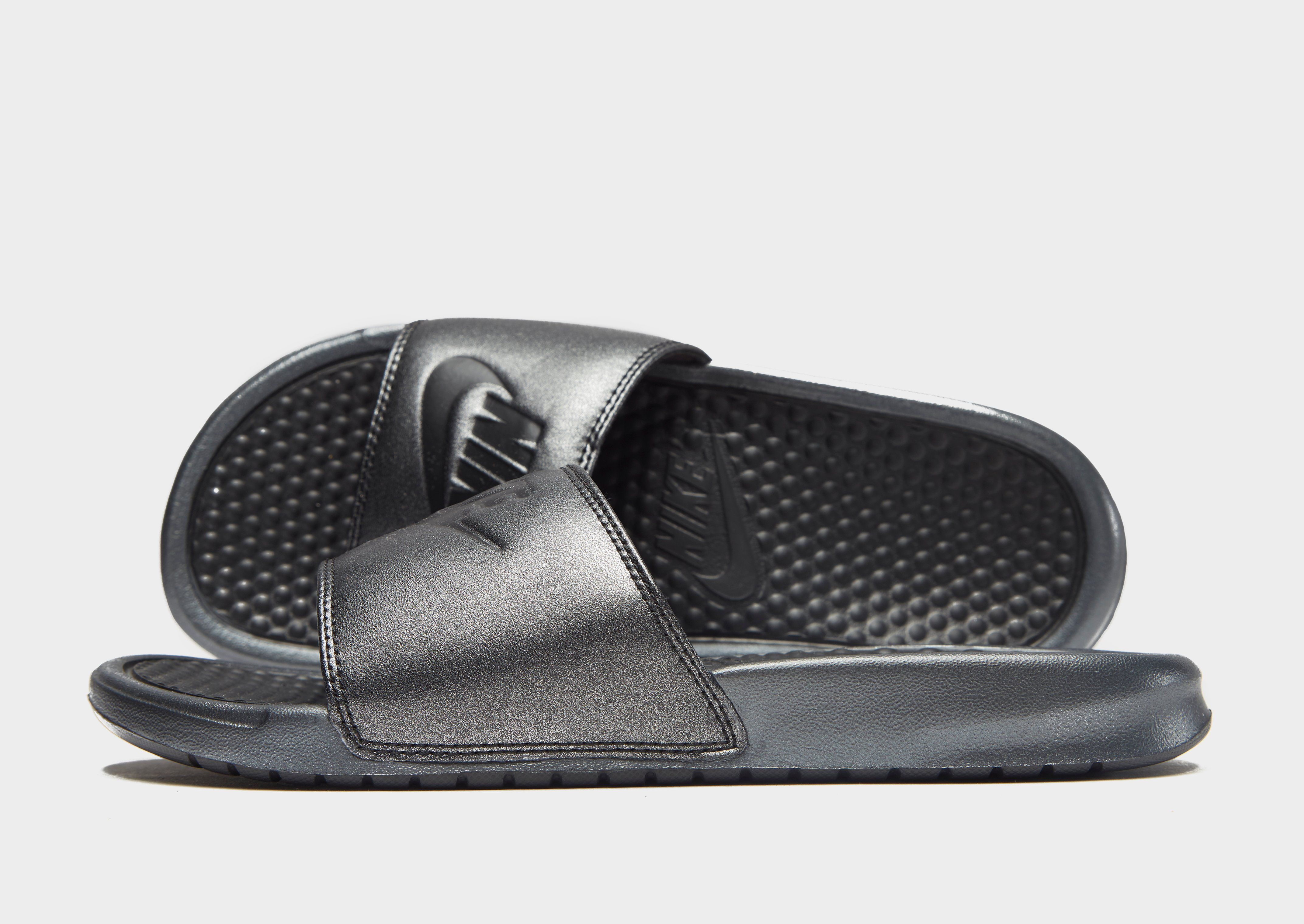 aa38f6c70212 Nike Benassi Slides Women s