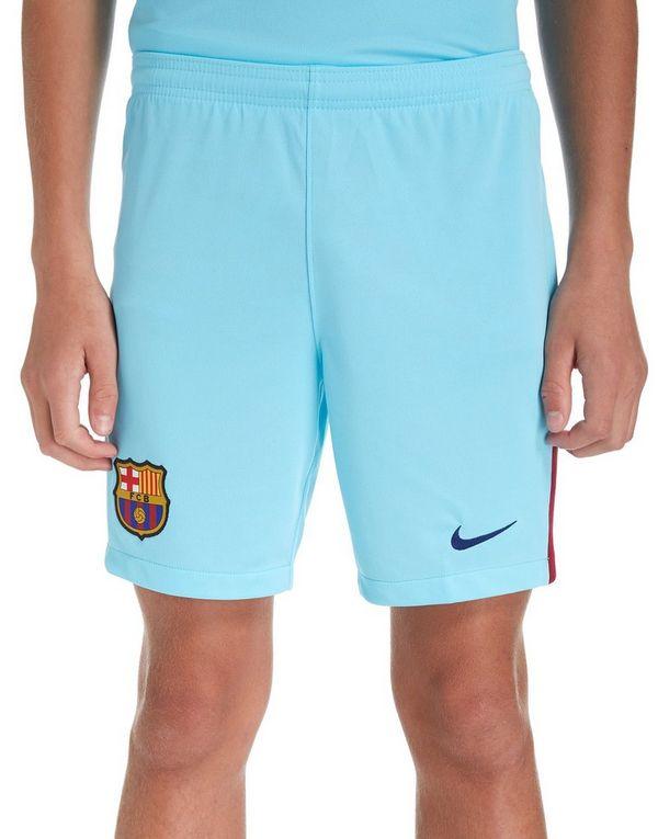 57df3a3c3 Nike Barcelona 2017 18 Away Shorts Junior