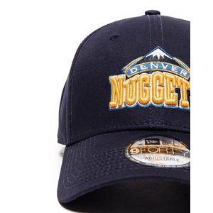 purchase cheap 66e50 1c5b5 New Era NBA Denver Nuggets 9FORTY Cap   JD Sports