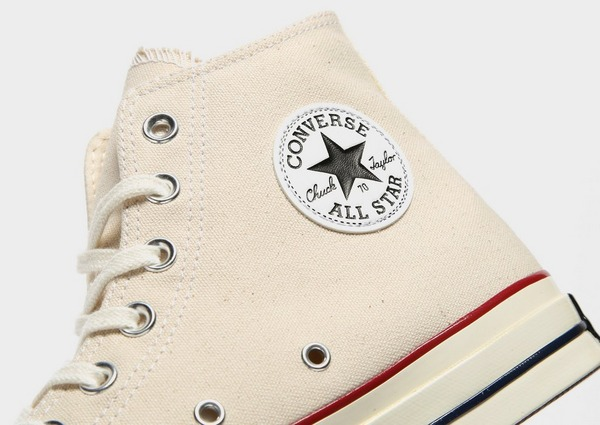 Converse Chuck Taylor All Star 70's High in Bianco | JD Sports