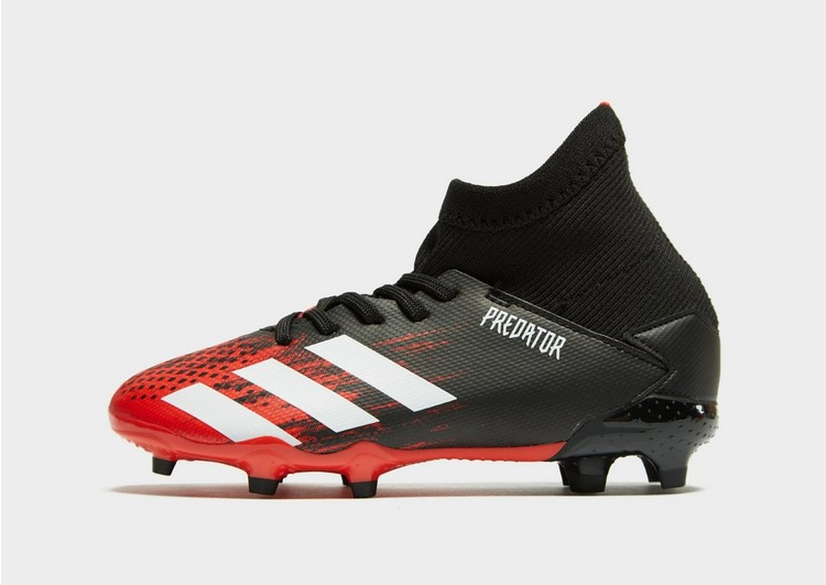 adidas Chaussures de football Mutator Predator 20.3 FG Enfant