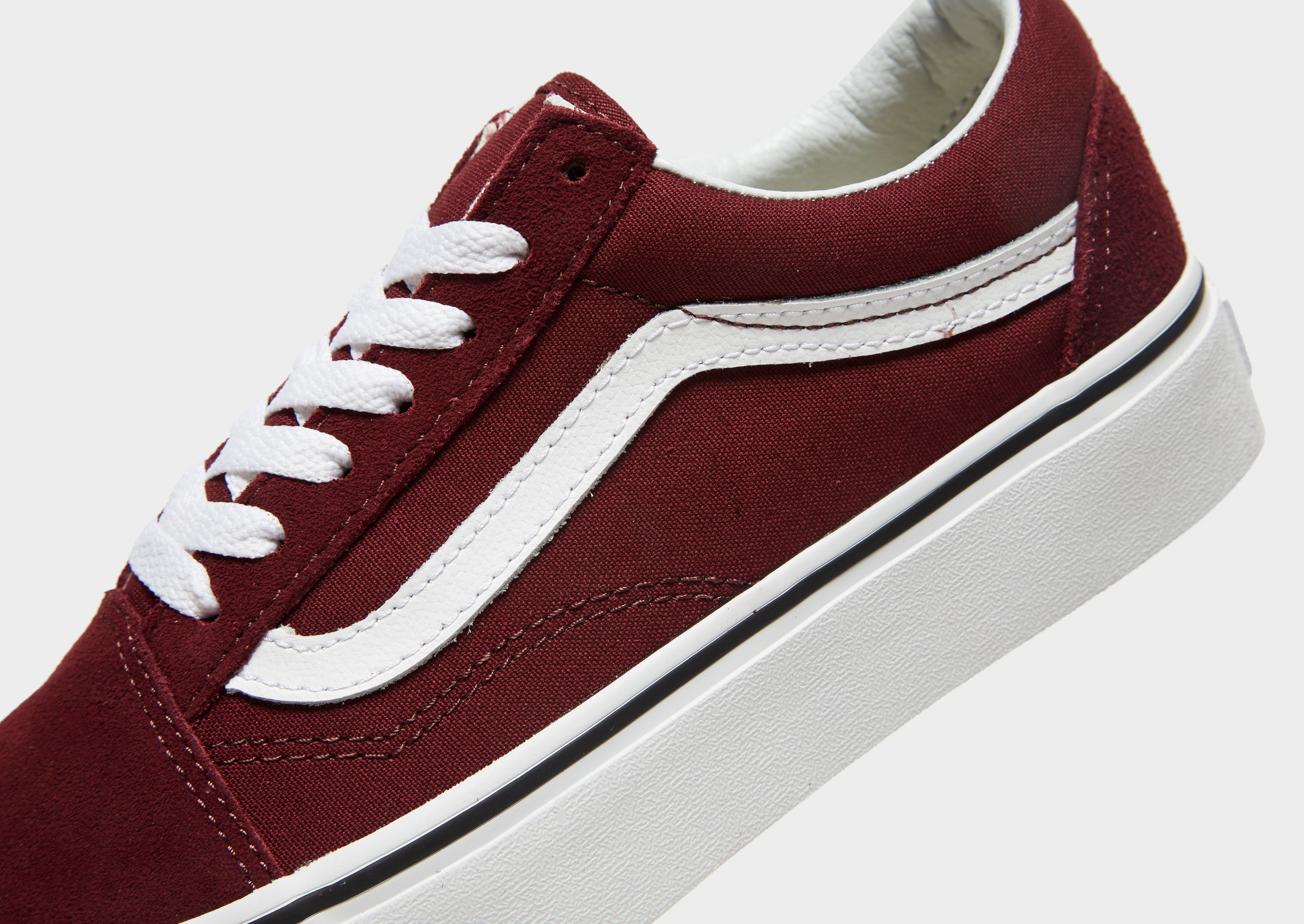 Vans Old Skool Platform Women's