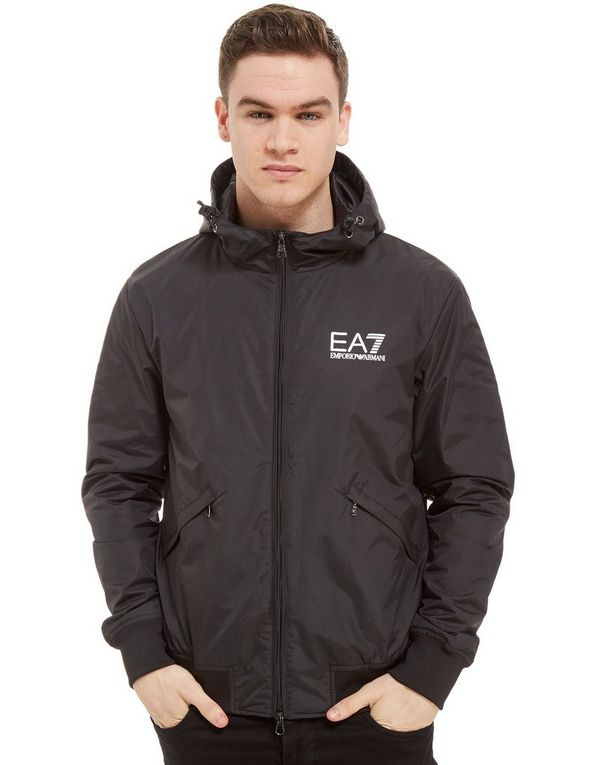 5287c924b Emporio Armani EA7 Core Hooded Padded Jacket | JD Sports