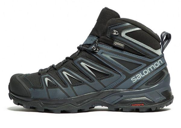 7b8cb504cdd Salomon Ultra 3 Mid GTX Hiking Boots