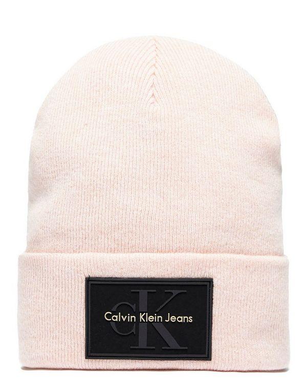 919d30d4910ddd Calvin Klein Reissue Knitted Beanie | JD Sports