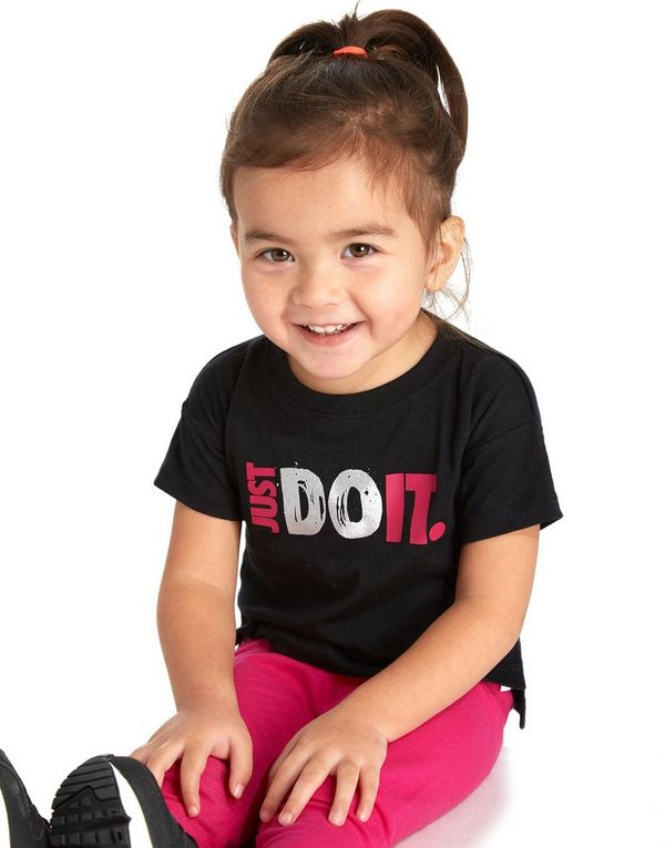 d2b1a22a4 Nike Girls' Just Do It T-Shirt Infant | JD Sports