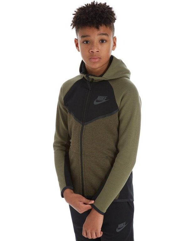Nike Sweat à capuche Tech Windrunner Junior | JD Sports