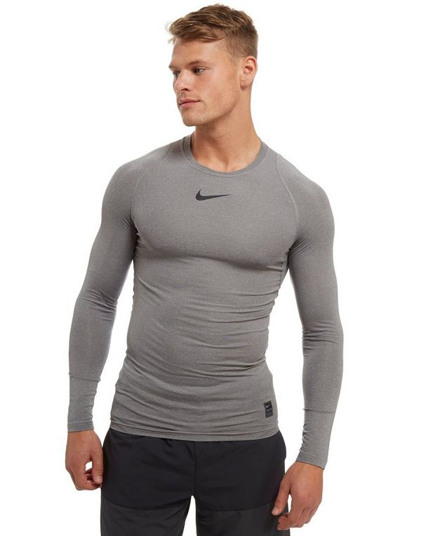 86edf33a Nike Pro Long Sleeve Compression T-Shirt | JD Sports