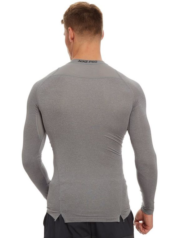 768267622 Nike Pro Long Sleeve Compression T-Shirt | JD Sports