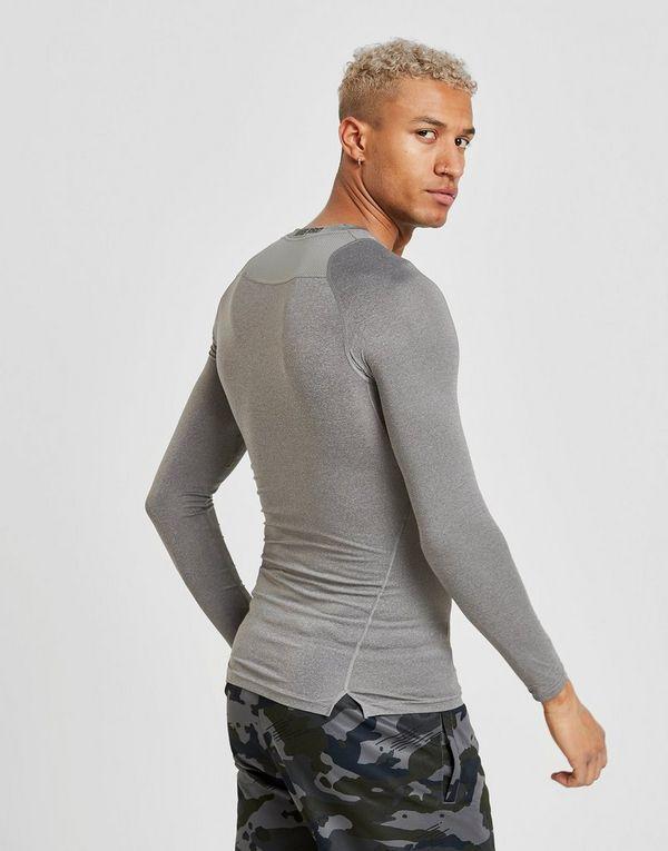 3ba06361 Nike Pro Long Sleeve Compression T-Shirt | JD Sports