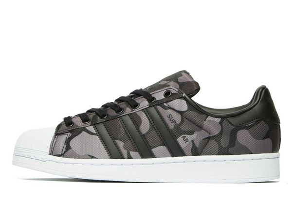 adidas superstar legerprint zwart
