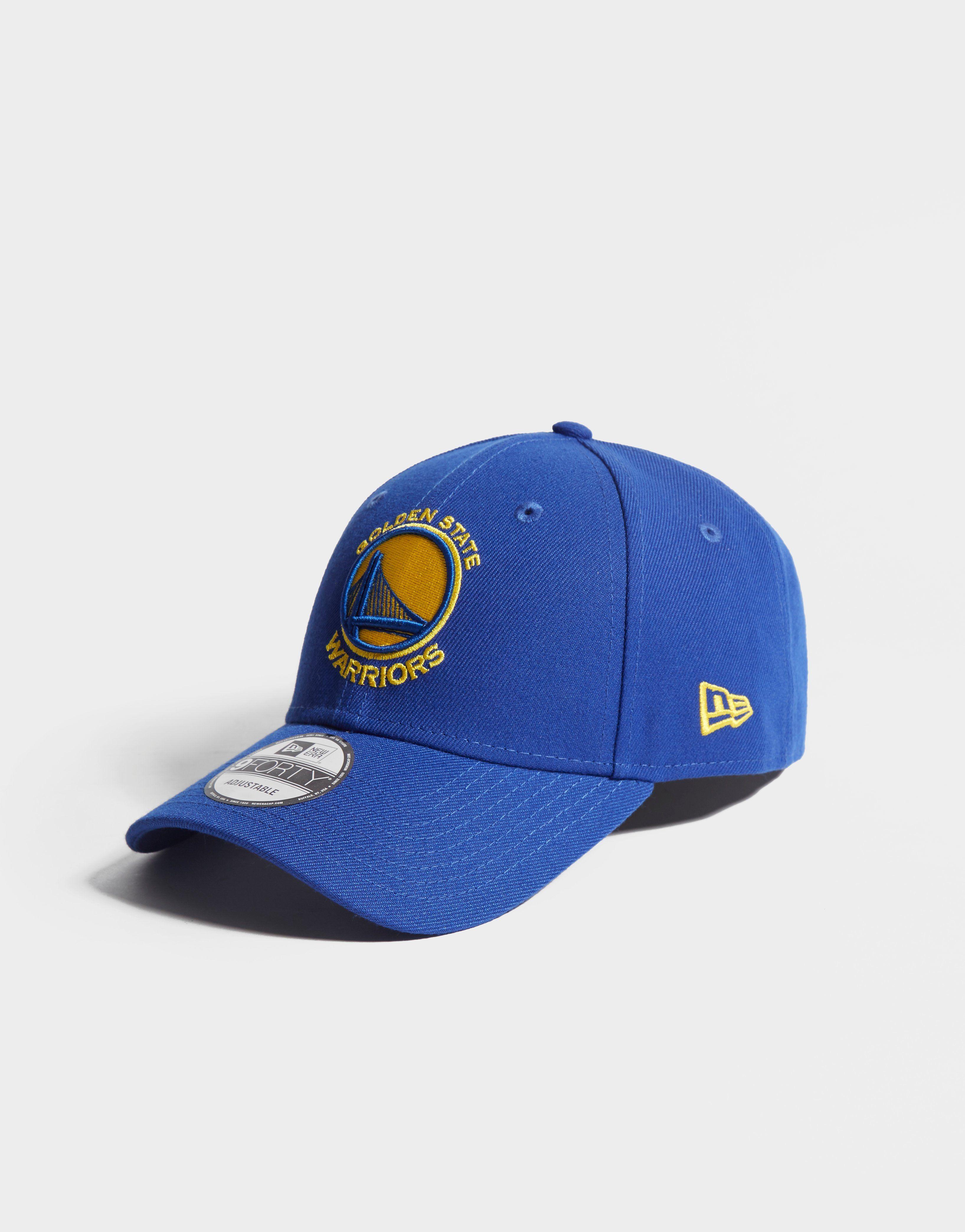 232c3f260ff5af New Era NBA Golden State Warriors 9FORTY Cap | JD Sports